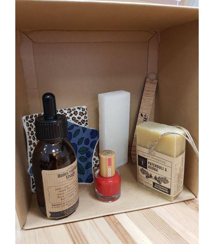 Box cadeau Zéro déchet - Femme