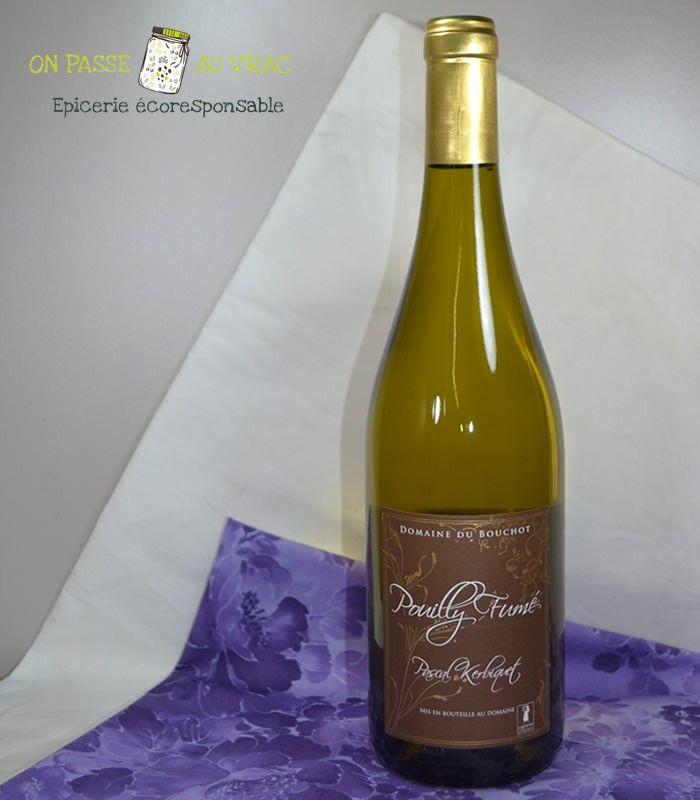 vin_blanc_pouilly_fume_domaine_du_bouchot_pascal_kerbiquet_bio_on_passe_au_vrac