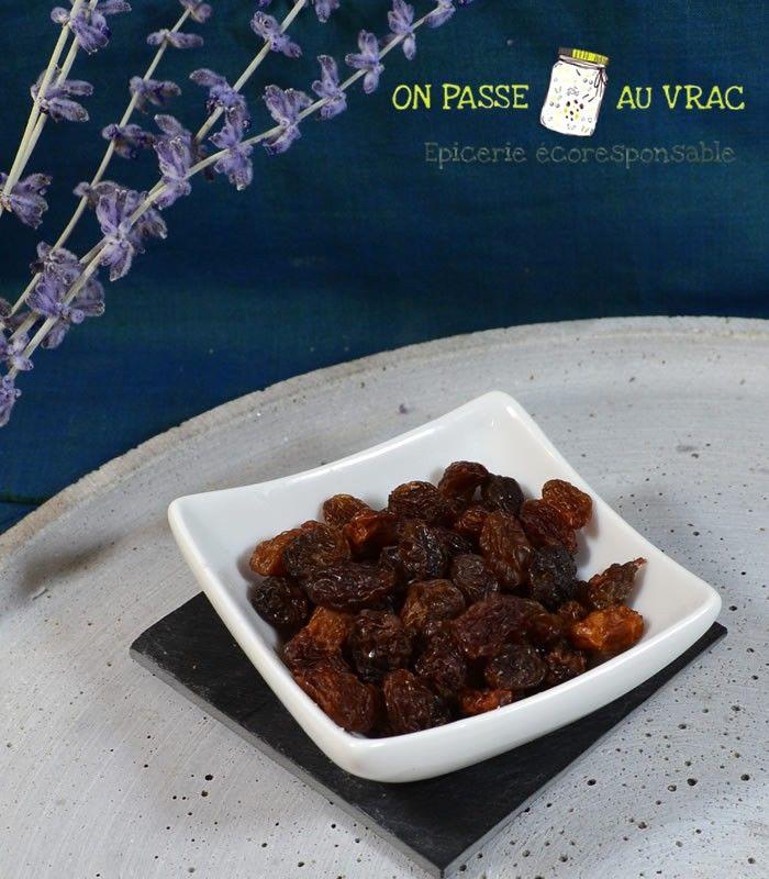 Raisins secs Thomson