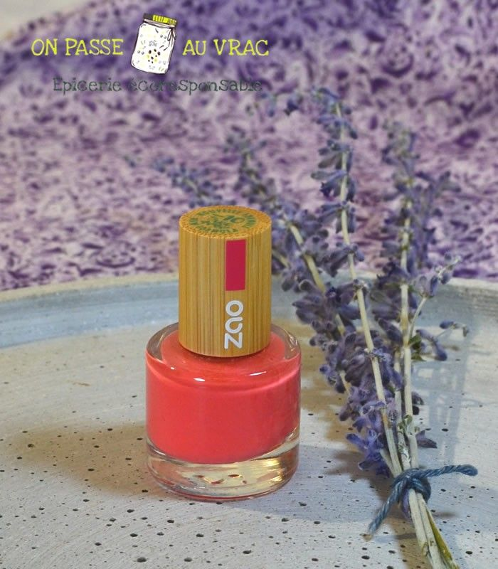 Vernis à ongles - Corail 656