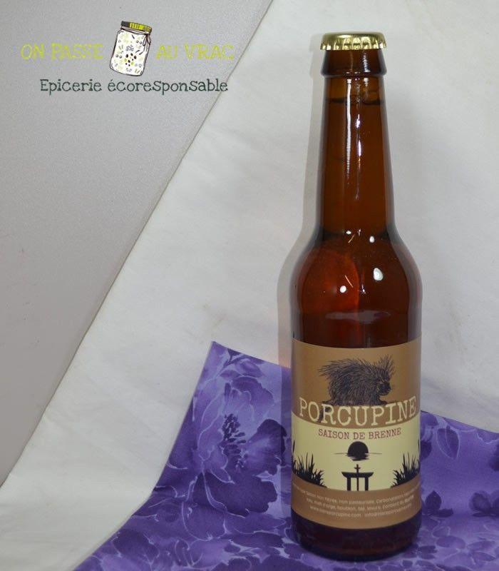Bière Saison de Brenne 33cl