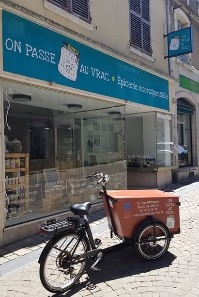 Magasin On passe au vrac