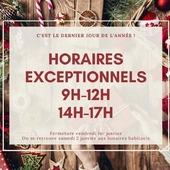 Arnaud et moi vous souhaitons un excellent réveillon et une très bonne année 2021 ! 🥳🍾🎉 ― ― ― ― ― ― Belle journée 🌲🍁🌍 Ǥᗯᗴᑎ ᗴ丅 ᗩᖇᑎᗩᑌᗪ 𝐕os épiciers 🌿 ― ― ― ― ― ― 𝐎𝓷 𝐏𝐚𝐬𝐬𝐞 𝐀𝓾 𝐕𝐫𝐚𝐜 E͏p͏i͏c͏e͏r͏i͏e͏ i͏n͏d͏e͏́p͏e͏n͏d͏a͏n͏t͏e͏. D͏e͏p͏u͏i͏s͏ m͏a͏r͏s͏ 2͏0͏1͏9͏ ⏳ 𝐃u Mardi au Samedi : 9h-12h / 15h-19h ♻️ + de ❶⓿⓿⓿ références 🏡 117 rue nationale • 36400 La Châtre ✆ 02.54.30.96.93 ⏸ 𝐀rrêt-minute ♿ 𝐀ccès PMR 🛒 https://www.onpasseauvrac.fr/ ― ― ― ― ― ― #zerodechet #ecoresponsable #antigaspi #opav #lachatre #berryprovince #centrevaldeloire #commercedeproximite #vrac #vracindependant #sansemballage #consommerautrement