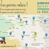 Bonjour, Bonjour 🤗 Confinement #3 ❶ Vous pouvez venir faire vos courses avec justificatif de domicile jusqu'à 10km, et avec attestation (cocher 6) au-delà et jusqu'à 30km. ❷ Nos horaires ne changent pas : ouverts du mardi au samedi, 9h-19h en continu. ❸ Nos points-relais : pour passer commande c'est très simple ▶ 02.54.30.96.93 ▶ www.onpasseauvrac.fr ― ― ― ― ― ― Gwen & Arnaud, vos épiciers 🌿 ― ― ― ― ― ― On passe au vrac É͏p͏i͏c͏e͏r͏i͏e͏ i͏n͏d͏e͏́p͏e͏n͏d͏a͏n͏t͏e͏, de͏p͏u͏i͏s͏ m͏a͏r͏s͏ 2͏0͏1͏9͏ ⏳ Du Mardi au Samedi : 9h - 19h en continu ♻️ + de ❶⓿⓿⓿ références 🏡 117 rue nationale • 36400 La Châtre ✆ 02.54.30.96.93 ⏸ Arrêt-minute ♿ Accès PMR 🛒 https://www.onpasseauvrac.fr/ ― ― ― ― ― ― #onpasseauvrac #zerodechet #ecoresponsable #antigaspi #opav #lachatre #berryprovince #centrevaldeloire #sansemballage #commercedeproximite #vrac #vracindependant #consommerautrement