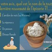 Bonjour Bonjour 🤗 Un peu de légèreté... Non non ce n'est pas un poisson ! 🐟😇😅 Cette nouveauté va vous faire plaisir ! 😄🥳 On a enfin trouvé l'amidon de maïs (ou Maizena), en vrac et bio ! disponible dès maintenant, nous l'avons placée à côté de la fécule de pomme de terre !  𝐃𝐞́𝐜𝐨𝐮𝐯𝐫𝐞𝐳 𝐧𝐨𝐭𝐫𝐞 𝐬𝐞́𝐥𝐞𝐜𝐭𝐢𝐨𝐧 𝐝'𝐚𝐢𝐝𝐞𝐬 𝐜𝐮𝐥𝐢𝐧𝐚𝐢𝐫𝐞𝐬 𝐢𝐜𝐢 : 𝐡𝐭𝐭𝐩𝐬://𝐮𝐫𝐥𝐳.𝐟𝐫/𝐟𝐡𝐗𝐍 ― ― ― ― ― ― Belle journée 🌍 Gwen & Arnaud, vos épiciers 🌿 ― ― ― ― ― ― On passe au vrac É͏p͏i͏c͏e͏r͏i͏e͏ i͏n͏d͏e͏́p͏e͏n͏d͏a͏n͏t͏e͏, de͏p͏u͏i͏s͏ m͏a͏r͏s͏ 2͏0͏1͏9͏ ⏳ Du Mardi au Samedi : 9h - 19h en continu ♻️ + de ❶⓿⓿⓿ références 🏡 117 rue nationale • 36400 La Châtre ✆ 02.54.30.96.93 ⏸ Arrêt-minute ♿ Accès PMR 🛒 https://www.onpasseauvrac.fr/ ― ― ― ― ― ― #onpasseauvrac #zerodechet #ecoresponsable #antigaspi #opav #lachatre #berryprovince #centrevaldeloire #sansemballage #commercedeproximite #vrac #vracindependant #consommerautrement