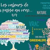Chaque geste, petit ou grand, compte ! Parce que l'urgence climatique, environnementale est là !   Pleinement conscients que les dérives industrielles, les pollutions, les excès de chacun mènent notre Planète vers un chemin dangereux pour nous tous… les souffrances humaines, animales, végétales, ne sont pas inéluctables.  Nous sommes des humains, des épiciers engagés ! Nous refusons les produits chimiques, l'alimentation transformée, les emballages. Et nous prouvons chaque jour qu'ils sont évitables facilement.   Choisir le vrac, choisir des produits d'hygiène durables, choisir des produits ménagers écologiques, … par ces actions nous devenons des consomActeurs ! Nous réduisons nos poubelles, nous nous alimentons sainement, et nous envoyons un message fort aux industriels, aux pollueurs, et aux décideurs. Nos choix tendent vers le respect de notre Terre, et nous épiciers travaillons chaque jour en ce sens. Nous faisons notre part, et toutes les petites parts rassemblées, auront un impact positif sur notre environnement. ― ― ― ― ― ― Gwen & Arnaud, vos épiciers 🌿 ― ― ― ― ― ― On passe au vrac É͏p͏i͏c͏e͏r͏i͏e͏ i͏n͏d͏e͏́p͏e͏n͏d͏a͏n͏t͏e͏, de͏p͏u͏i͏s͏ m͏a͏r͏s͏ 2͏0͏1͏9͏ ⏳ Du Mardi au Samedi : 9h - 19h ♻️ + de ❶❶⓿⓿ références 🏡 117 rue nationale • 36400 La Châtre ✆ 02.54.30.96.93 ⏸ Arrêt-minute ♿ Accès PMR 🛒 www.onpasseauvrac.fr 🟢 Drive / Click&Collect / Livraison en Mondial Relay ― ― ― ― ― ― #onpasseauvrac #zerodechet #ecoresponsable #antigaspi #opav #lachatre #berryprovince #centrevaldeloire #sansemballage #commercedeproximite #vrac #vracindependant #consommerautrement